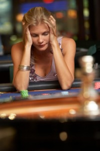 Gambling online is addictive and dangerous.